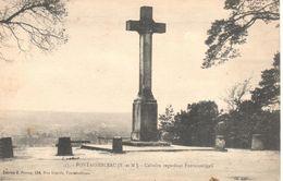 (77) Seine Et Marne - CPA - Fontainebleau - Calvaire Regardant Fontainebleau - Fontainebleau