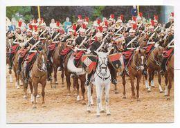 - CPM LUNEVILLE (54) - EVENEMENTS - La Fanfare De Cavalerie De La Garde Républicaine Septembre 1991 - - Luneville