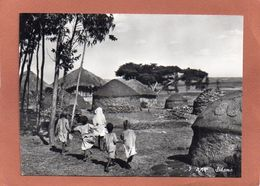 A VILLAGE IN SIDAMO - Etiopía