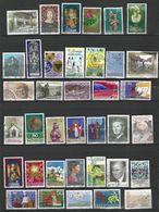 Liechtenstein : 100 Different Stamps / 100 Verschiedene Briefmarken  ( 5 - Sammlungen