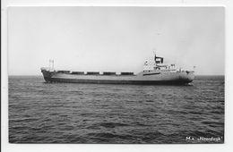 """M.s. """"Noordwijk"""" - Tankers"""