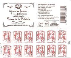 10  ---   Carnet Ciappa & Kawena   Trésor De La Philatélie   Date  30-10-17 - Usage Courant