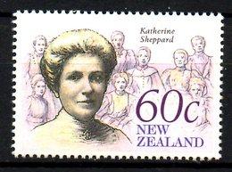 NOUVELLE-ZELANDE. N°1068 De 1990. Féministe. - New Zealand