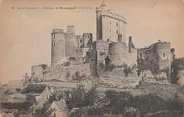 Lot Et Garonne  : BONAGUIL : Chateau ( Cote Est ) - France