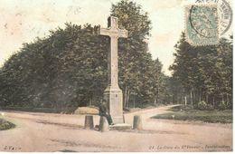 (77) Seine Et Marne - CPA - Fontainebleau - La Croix Du Grand Veneur - Fontainebleau