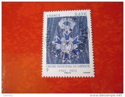 OBLI TERATION RONDE CENTRALE GOMME ORIGINE  N°4830 - Frankreich