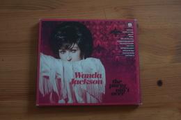 WANDA JACKSON THE PARTY AIN T OVER CD ROCK N ROLL DE 2011 VALEUR + - Rock