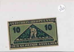 Billets -B3068 - Allemagne - 110 Pfennig (type, Nature, Valeur, état... Voir  Double Scan) - Zwischenscheine - Schatzanweisungen