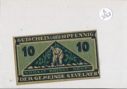 Billets -B3068 - Allemagne - 110 Pfennig (type, Nature, Valeur, état... Voir  Double Scan) - 1918-1933: Weimarer Republik