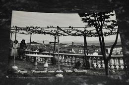 602   Piozzo  Panorama Visto Dalla Villa  Demateis   Animata  1957 - Altre Città