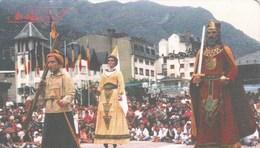 TELECARTE  100 UNITATS..ANDORRA - Andorra