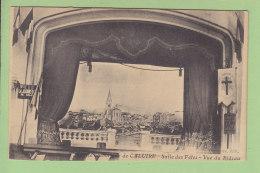 CALUIRE : Cercle Catholique, Salle Des Fêtes, Vue Du Rideau. 2 Scans. Edition Demierre - Caluire Et Cuire
