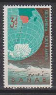 Afrique Du Sud N° 220 *** Exploration Antarctique SANAE - 1959 - Afrique Du Sud (1961-...)