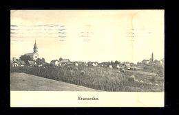 Kravarsko / Postcard Circulated, 2 Scans - Croatia