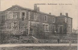 Marne : MAFFRECOURT : La Ferme Saint-nicolas - Autres Communes