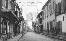 47 - Monclar D'Agenais - Rue Du Général Bounetou - France