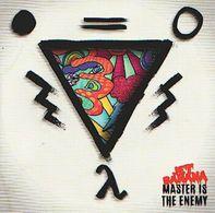 JET BANANA - Master Is The Enemy - CD - POWER ROCK - Rock