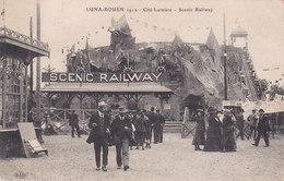 Luna Rouen 1912 Cite Lumiere Scenic Railway - Rouen