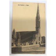 Plozevet  L' Eglise  7022  Collection Villard  Quimper - Plozevet