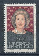 Liechtenstein  N°965** Princesse Marie De Liechtenstein - Liechtenstein