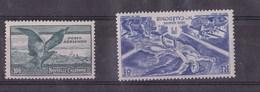 Nouvelle-Calédonie N°53 Et 54** P.A - Nouvelle-Calédonie