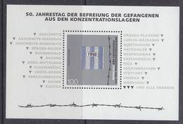 Germany 1995 Befreiung Gefangenen Konzentrationslagern M/s ** Mnh (GERM 203) - [7] West-Duitsland