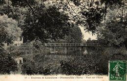 PINTERVILLE PONT SUR L'EURE - Pinterville