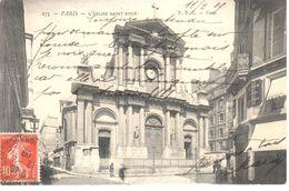 (75) Paris - CPA - L'Eglise Saint Roch - Churches