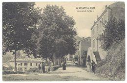 Cpan Collet De Deze - Avenue De La Gare - France
