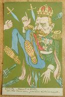 ORENS Pierre 1er De Serbie, Un Roi Dans Une Position Intéressante, Lithographie Numérotée 97 - Orens