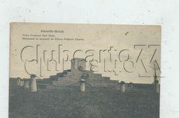 Vionville (57) : Le Monument En Souvenir Du Prince Frédéric Charles à Gorze En 1910 PF. - Andere Gemeenten