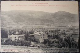 (81). DOURGNE.COUVENT DES BENEDICTINS.VERS 1910-20.TBE. - Dourgne
