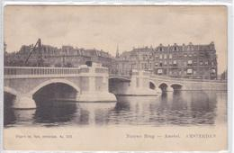 Amsterdam Nieuwe Brug - Amstel Werk Aan De Weg ± 1903    1469 - Amsterdam
