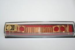 """Bracelet Montre  En Plaqué OR Marque """"Chatenoud"""" - Jewels & Clocks"""