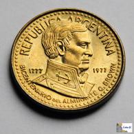 Argentina - 10 Pesos - 1977 - Argentine