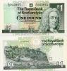 SCOTLAND - RBS     1 Pound      P-351e       27.6.2000         UNC - Scozia