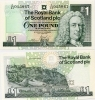 SCOTLAND - RBS     1 Pound      P-351e       27.6.2000         UNC - 1 Pound