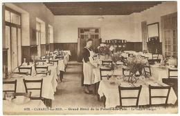 CAMARET-sur-MER - Grand Hôtel De La Pointe-des-Pois - La Salle à Manger. Le Doaré 1672 - Camaret-sur-Mer