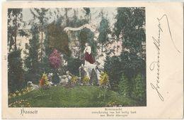 6Rm169: HASSELT Botermarkt Verschyning Van Het Heilig Hart Aan Marie Alacoque - 413  Gekleurd > Bruxelles 1904 - Hasselt