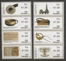 (D1204) Irlande Série Courante Histoire 2018 - 1949-... République D'Irlande