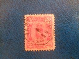 Finlande 1875/81 N°17 Oblitré - 1856-1917 Russian Government