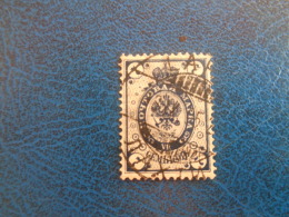 Finlande 1891 N°40 Oblitré - 1856-1917 Russian Government