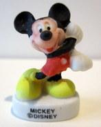 Fève Mate  - Mickey - Disney