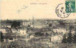- Vosges -ref-A586- Darney Vue Generale - Carte Bon Etat - Darney