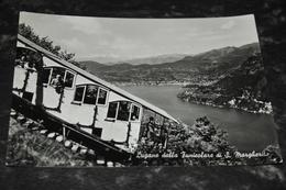 609   Rapallo Passeggiata A Mare Di S. Margherita  Animata - Como