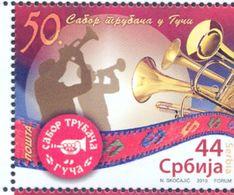 SRB 2010-360 JOINT ISSUES SRBIJA-BH R.SRBSKA, SERBIA, 1 X 1v, MNH - Musik