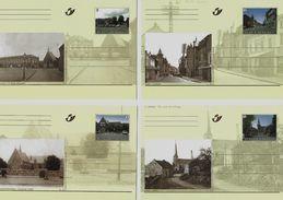 BELGIE - BELGIQUE  -  BK201/211  Vroeger En Nu - 2010 - AAN POSTPRIJS - PRIX DE LA POSTE - Entiers Postaux