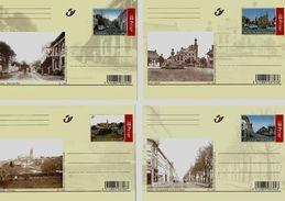 BELGIE - BELGIQUE  -  BK149/158  Vroeger En Nu - 2006 - AAN POSTPRIJS - PRIX DE LA POSTE - Entiers Postaux