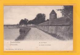 THIONVILLE - DIEDENHOFEN -57- Le Chemin De Halage - An Der Mosel - Thionville