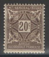Haut-Sénégal Et Niger - YT Taxe 11 * - Nuovi
